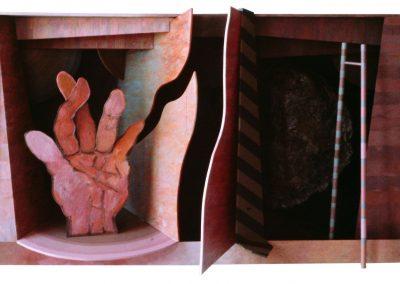 Magic Theatre 18 (Red Hand)